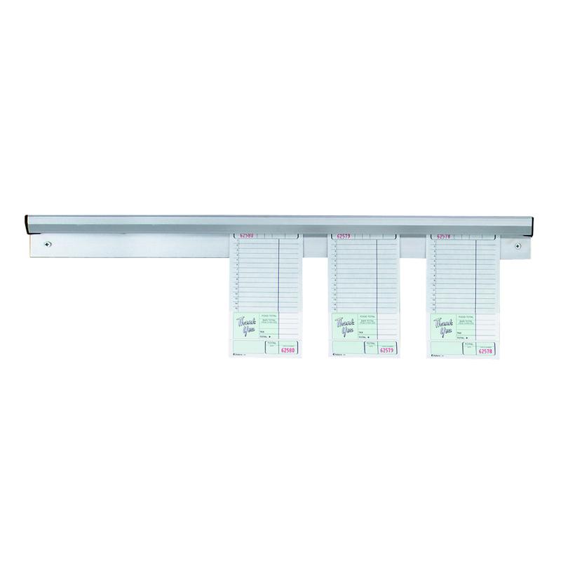 Aluminium Tab-Grab Order Rack 24″