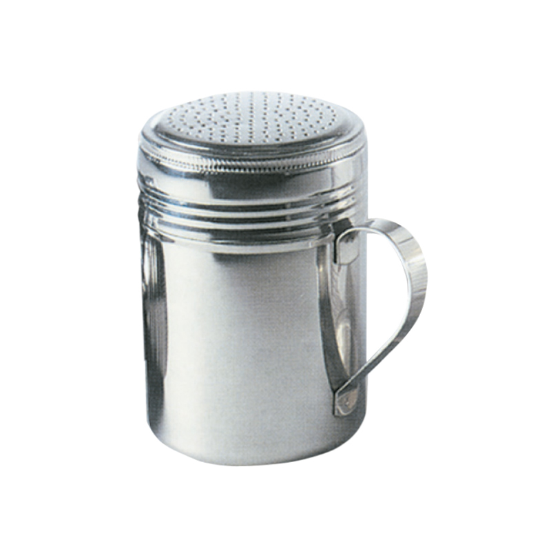 Shaker Stainless Steel Handled 10oz