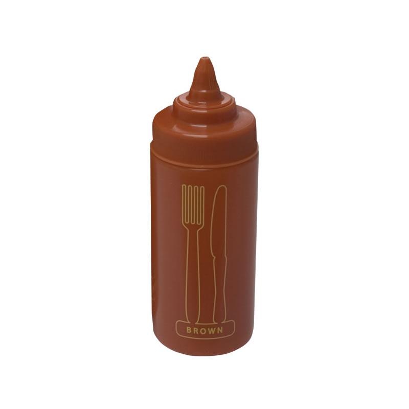 Diner 'Brown Sauce' Squeeze Bottle 16oz Brown
