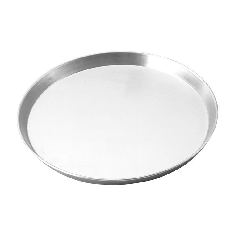 1″ Deep Tapered Pizza Pan 8″ Top
