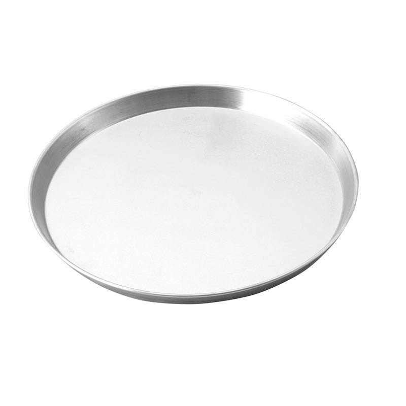 1″ Deep Tapered Pizza Pan 9″ Top